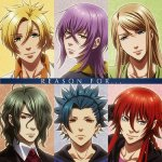 Apollon, Hades, Tsukito, Takeru, Balder, Loki - REASON FOR... (TV)